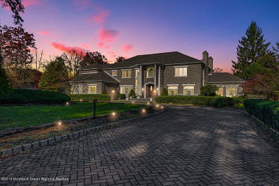 Colts Neck Single Family Home For Sale: 46 Cedar Drive