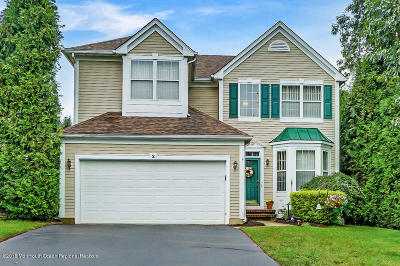 Colts Neck Single Family Home For Sale: 2 Lafayette Ky