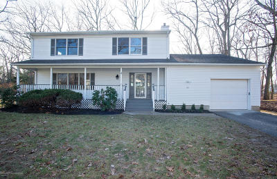 Lakewood Single Family Home Under Contract: 4 Genesee Place