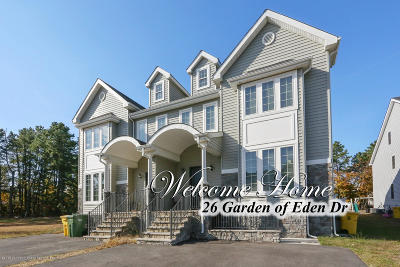 Lakewood Single Family Home Under Contract: 26 Garden Of Eden Drive