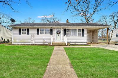 Brick Single Family Home For Sale: 1611 Tilford Boulevard