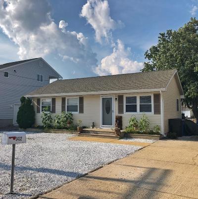 Toms River Single Family Home For Sale: 3432 Lisbon Avenue