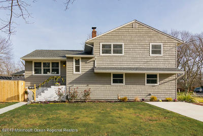 Red Bank Single Family Home Under Contract: 75 Stephenville Boulevard