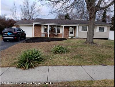 Toms River Single Family Home For Sale: 31 Daisy Road