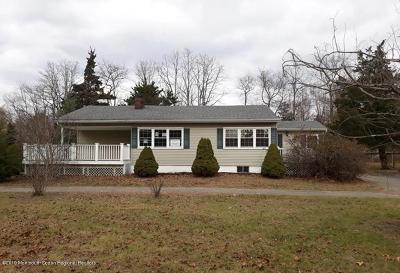 Jackson NJ Single Family Home Under Contract: $215,000