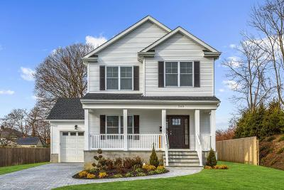 Long Branch, Monmouth Beach, Oceanport Single Family Home For Sale: 365 Pacific Street