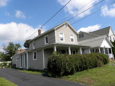 Belmar Single Family Home For Sale: 404 New Bedford Road