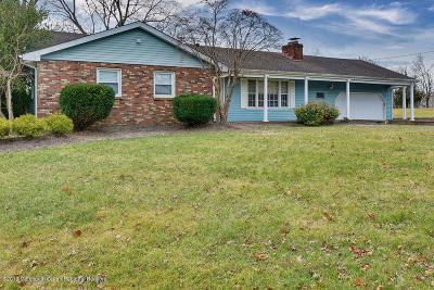 Toms River Single Family Home For Sale: 1441 Silverton Road