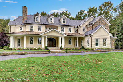 Monmouth County Single Family Home For Sale: 54 Shrewsbury Drive