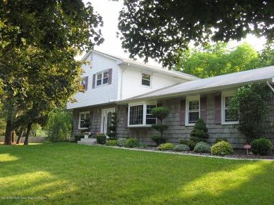Aberdeen, Matawan Single Family Home For Sale: 250 Matawan Avenue