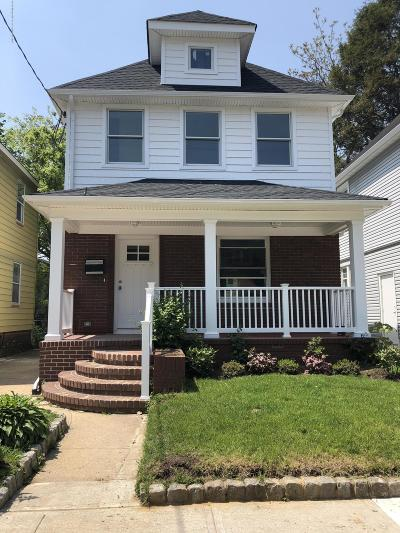 Red Bank Single Family Home For Sale: 16 High Street