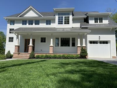 Rumson Single Family Home For Sale: 9 2nd Street