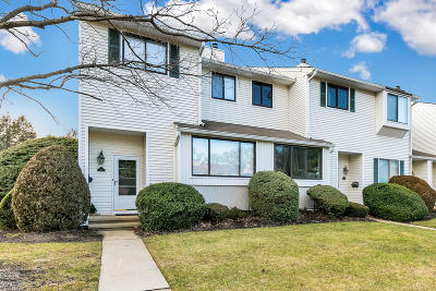 Middletown Condo/Townhouse For Sale: 186 Clubhouse Drive