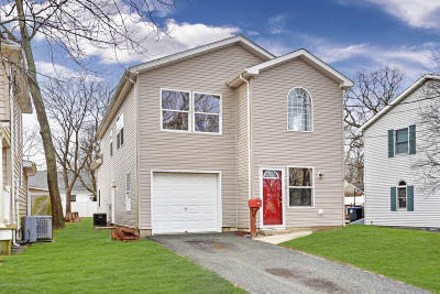 Belmar Single Family Home Under Contract: 1709 I Street
