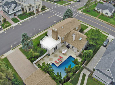 Monmouth County Single Family Home For Sale: 16 Atlantic Avenue