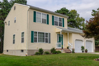 Toms River Single Family Home For Sale: 1433 Broadway Boulevard