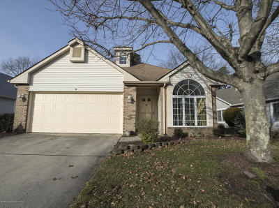 Grnbriar Wdlnds Adult Community Under Contract: 1572 Goldspire Road