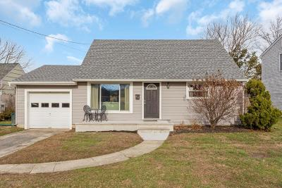 Spring Lake Single Family Home Under Contract: 806 Allaire Road