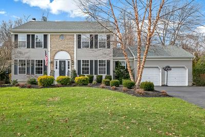Ocean Twp Single Family Home Under Contract: 17 Marisa Court