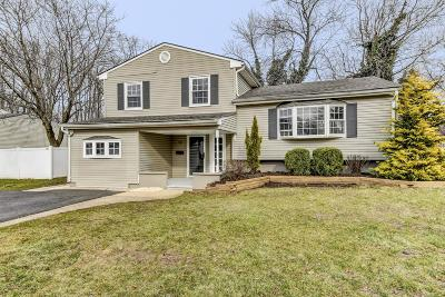 Hazlet Single Family Home For Sale: 10 Craig Street