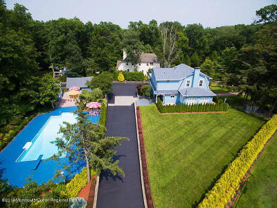 Ocean Twp Single Family Home For Sale: 700 Bowne Road