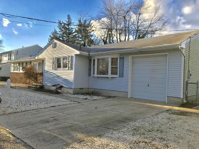 Forked River, Lacey, Lanoka Harbor Single Family Home For Sale: 16 Horner Lane