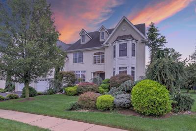 Manalapan Single Family Home For Sale: 8 Cornwallis Court