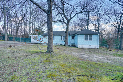 Jackson Single Family Home Under Contract: 75 Claridge Drive