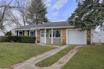 Monroe Single Family Home Under Contract: 29 Grand Boulevard