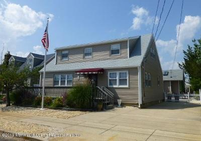 Seaside Park Multi Family Home For Sale: 128 12th Avenue