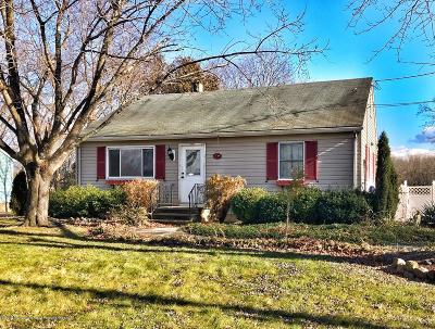 Single Family Home For Sale: 170 Brindletown Road