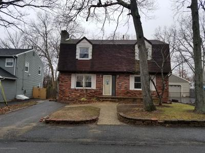 Brick Single Family Home For Sale: 712 Western Lane
