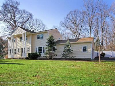 Colts Neck Single Family Home For Sale: 3 Lakeview Terrace