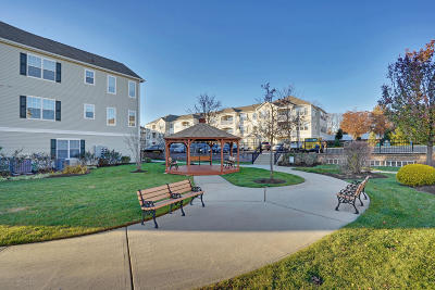 Eatontown Condo/Townhouse Under Contract: 238 Mill Pond Way
