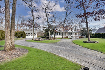 Toms River Single Family Home For Sale: 1354 Vincenzo Drive
