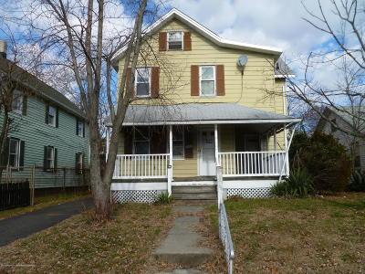 Avon-by-the-sea, Belmar Single Family Home For Sale: 704 15th Avenue