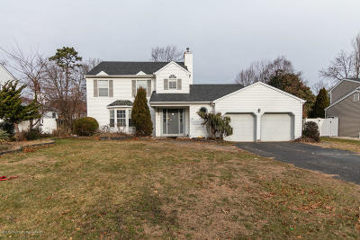 Toms River Single Family Home Under Contract: 1292 Hancock Road