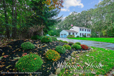 Single Family Home Under Contract: 1 Holly Hill Drive