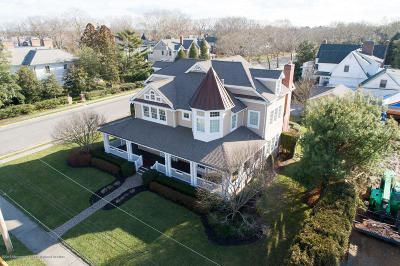 Monmouth County Single Family Home For Sale: 201 Vroom Avenue