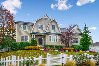 Long Branch, Monmouth Beach, Oceanport Single Family Home For Sale: 18 Ticonderoga Avenue