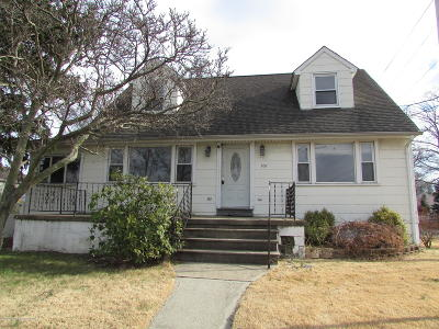 Toms River Single Family Home Under Contract: 531 Fischer Boulevard