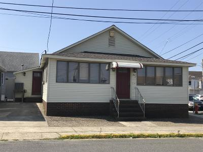 Point Pleasant Beach Single Family Home For Sale: 1 Water Street #A