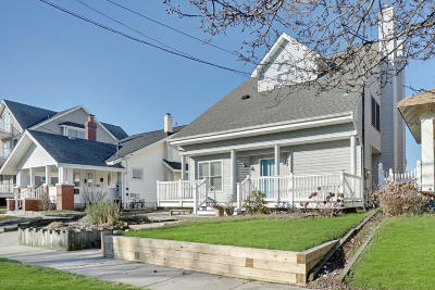 Belmar Multi Family Home Under Contract: 1703 A Street
