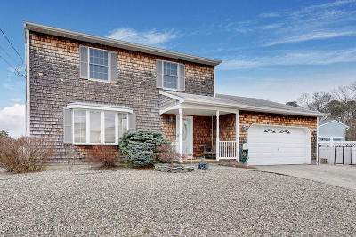 Forked River, Lacey, Lanoka Harbor Single Family Home For Sale: 411 Pleasantville Court