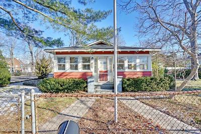 Beachwood Single Family Home For Sale: 501 Capstan Avenue