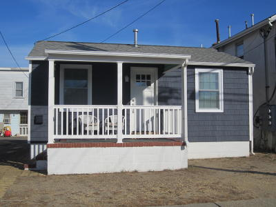 Seaside Heights Single Family Home For Sale: 60 Fremont Avenue