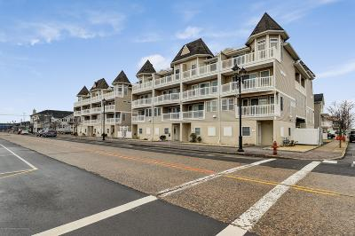 Seaside Heights Condo/Townhouse For Sale: 1301 Boulevard #4