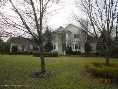 Howell Single Family Home Under Contract: 12 Greentree Court