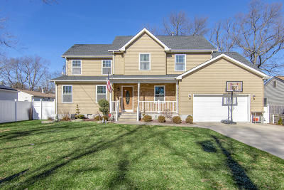 Toms River Single Family Home For Sale: 1909 7th Avenue