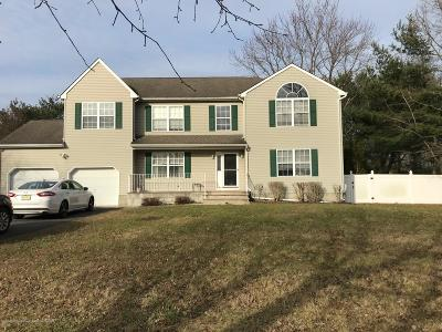 Single Family Home For Sale: 155 Shark River Road